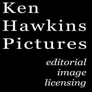 Ken Hawkins Pictures Logo black